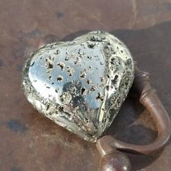 Pyrite sphère