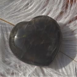 Pierre de lune - microcline noire