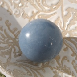Angélite sphère