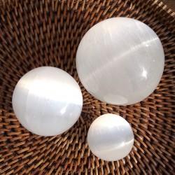 Sélénite sphère