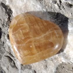 calcite jaune sphère