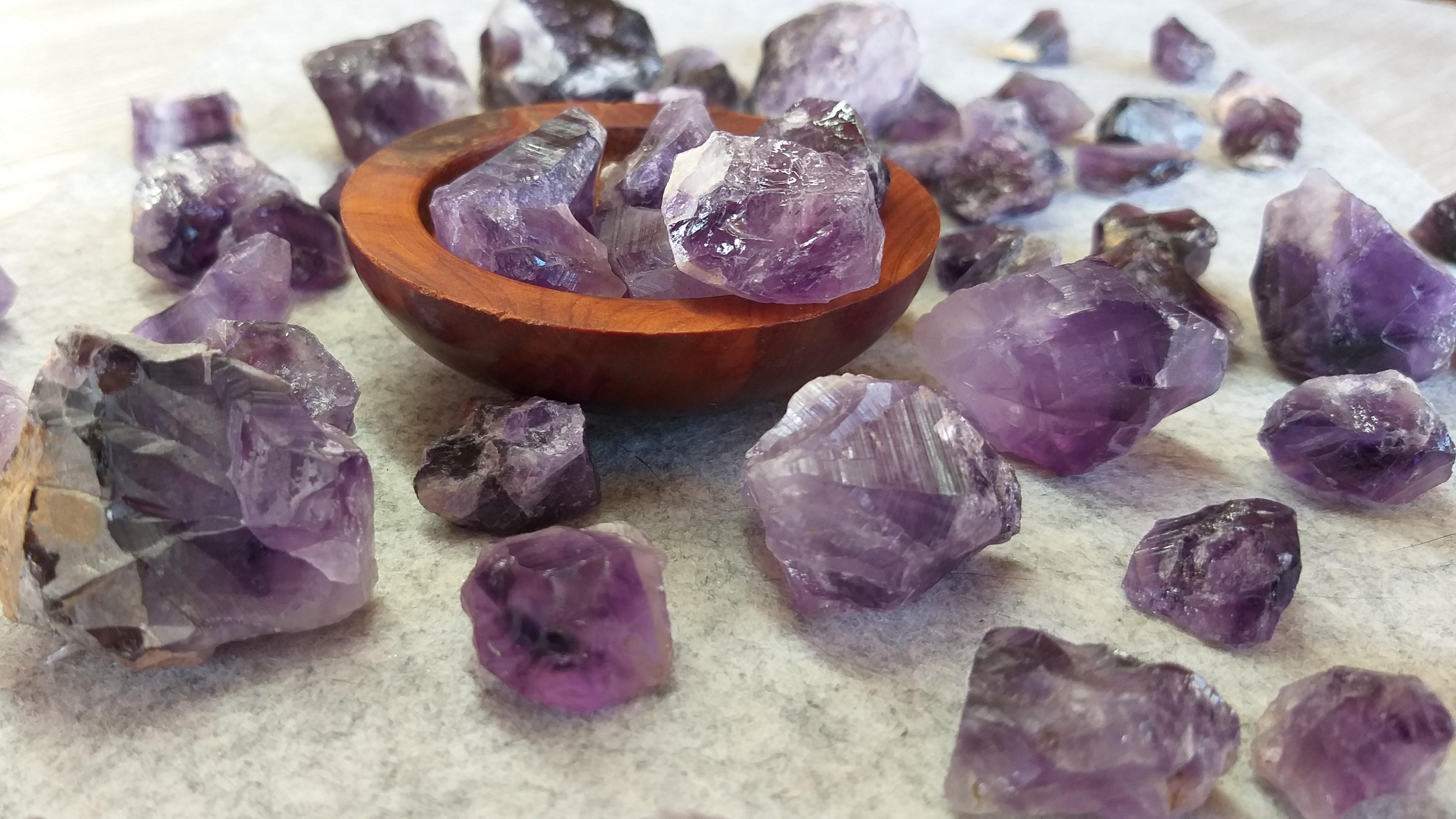 Pierres et minéraux